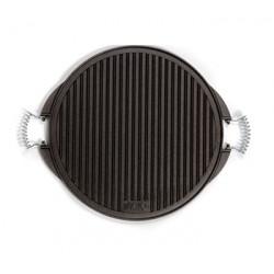 PLANCHA de hierro fundido (redonda)