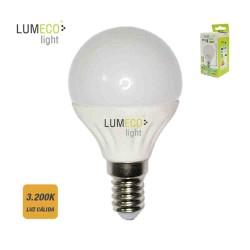 bombilla LED 5w E14 calida 400lm