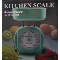 balanza de cocina 5kg.