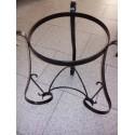 Portamacetas hierro 28cm diametro