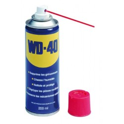 lubricante multiusos WD-40  200ml.