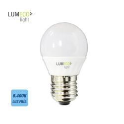 bombilla LED 5w e27 fría