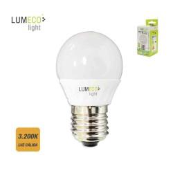 bombilla LED 5w E27 calida 400lm