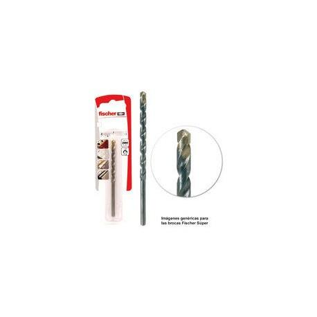 broca widia fischer 10mm